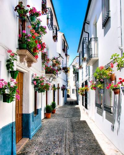 Pleasant little street