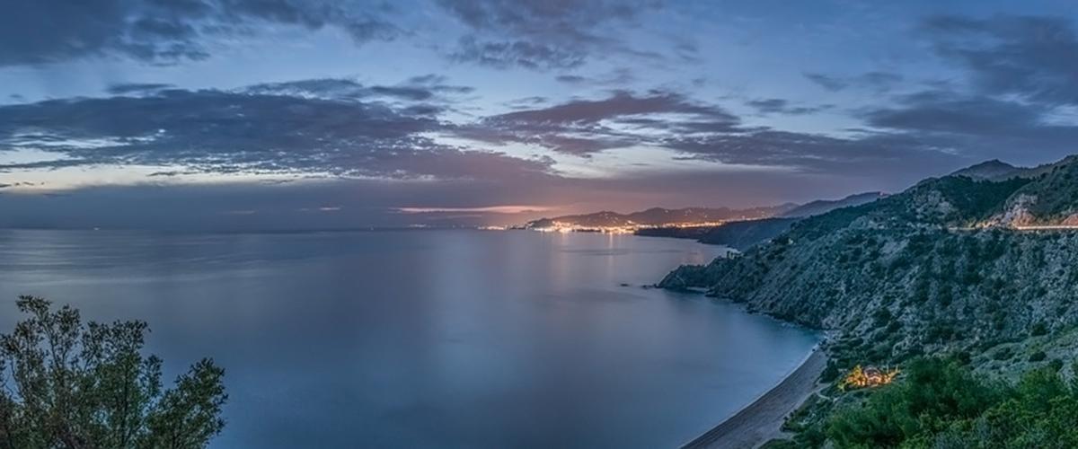 Sunset Nerja