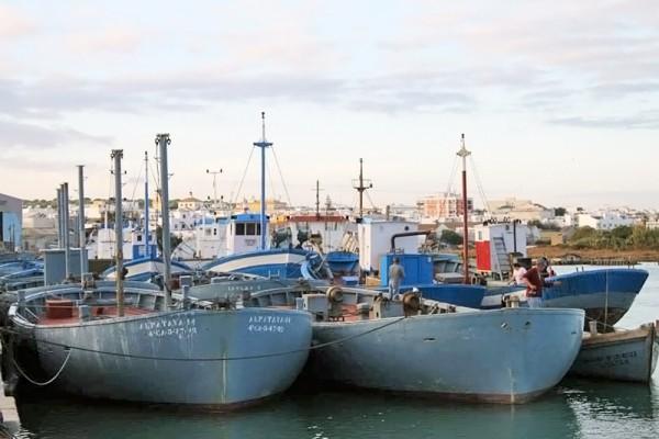 Barbate Port