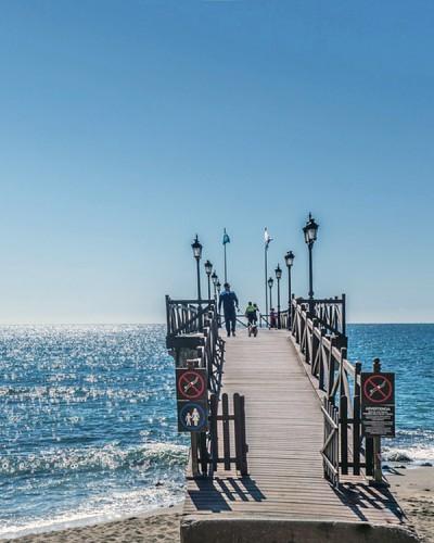 Marbella Pier