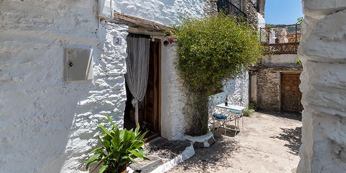 AL11_One bedroom village house in Bubion_27