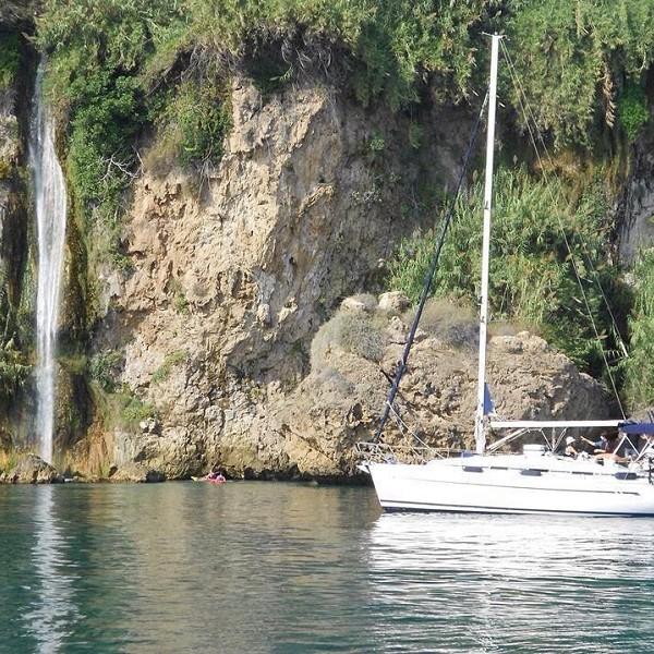 Activities 9 sailing